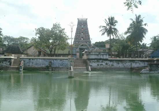 Sri Parvatheeswarar temple_thiruthelicheri