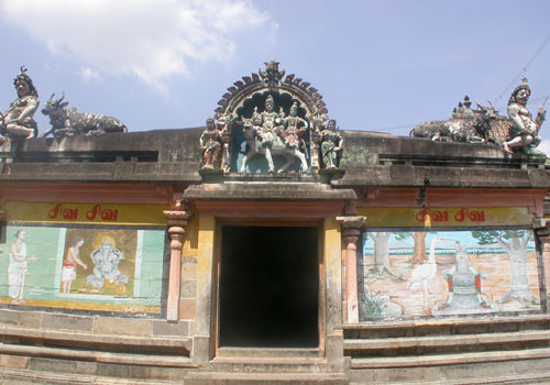Sri Soundaryeswarar temple_thirunarayur
